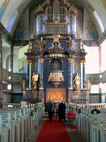 Klosterkirche Uetersen Altar
