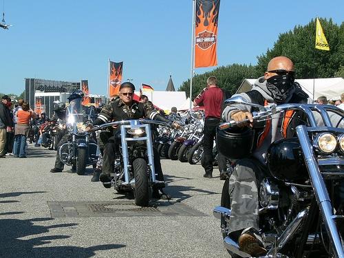 Harley Days & Marathon – Verkehrschaos am Wochenende