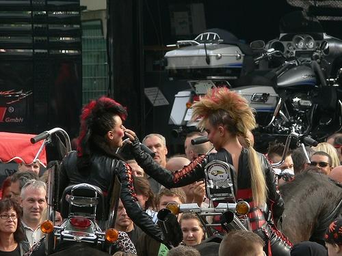 Was ist dran an den Harleys Days?