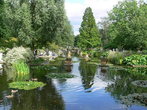 Planten & Blomen & Wasser & Park