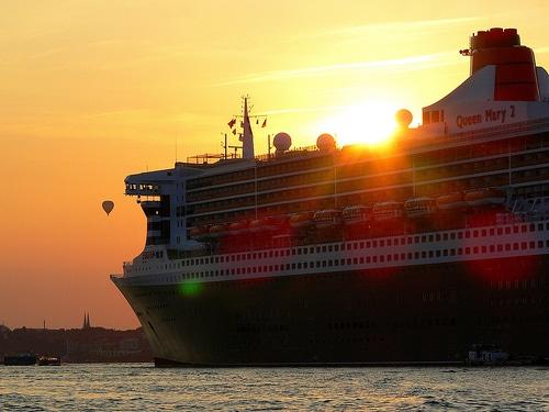 Queen Mary 2 – Luxusliner in HD