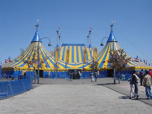 Cirque du Soleil Hamburg
