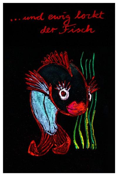 Vernissage: Fischbretter bei der Kreativnacht St.Pauli