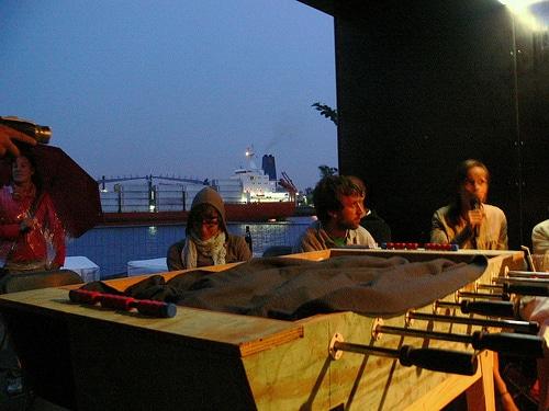 Subvision: HafenCity Bleibt! Ein Streitgespräch im Baltic Raw Tower