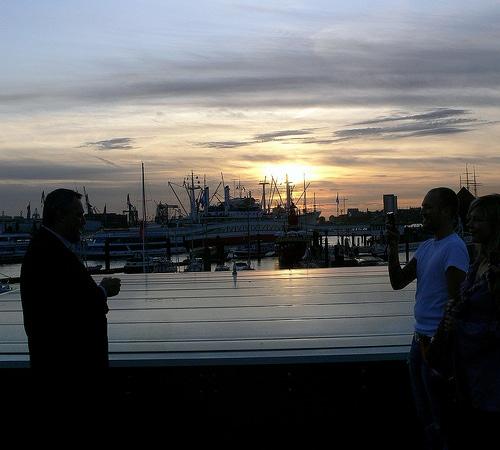 Floatingcast Hamburg mit der Zi8 – Danke Kodak!