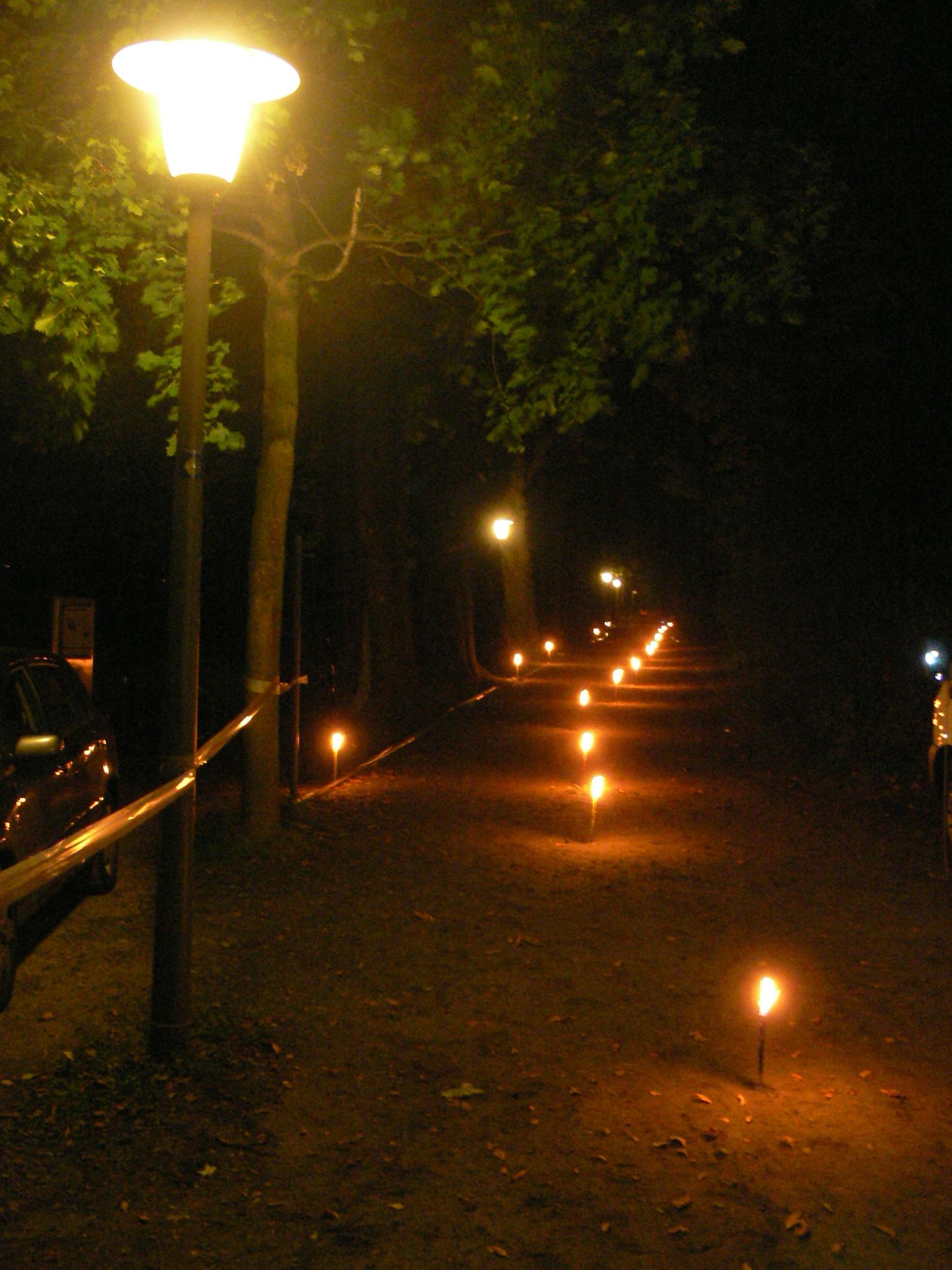 Mottenburger Meilenlauf – Kultlauf  für einen guten Zweck
