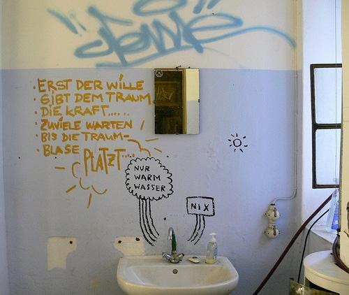 Das Gängeviertel als Kunstraum muss erhalten bleiben