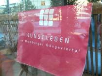 Kunstleben im Hamburger Gängeviertel