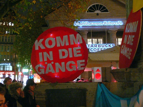 Wir bleiben alle – Recht auf Stadt Protest Kundgebung