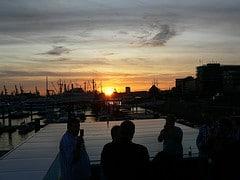 Floatingcast Kodak Hamburger Hafen