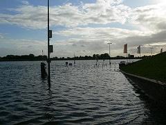 Landunter Elbe Hamburg