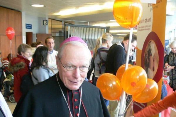 Bischof Werner Thissen