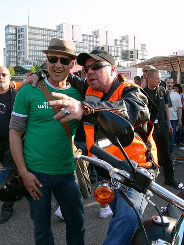 Hamburger Harley Days finden doch statt