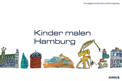 Kinder malen Hamburg Buch