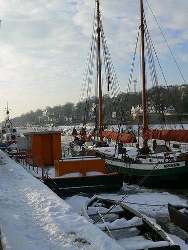 Tschüss Winter Gedicht