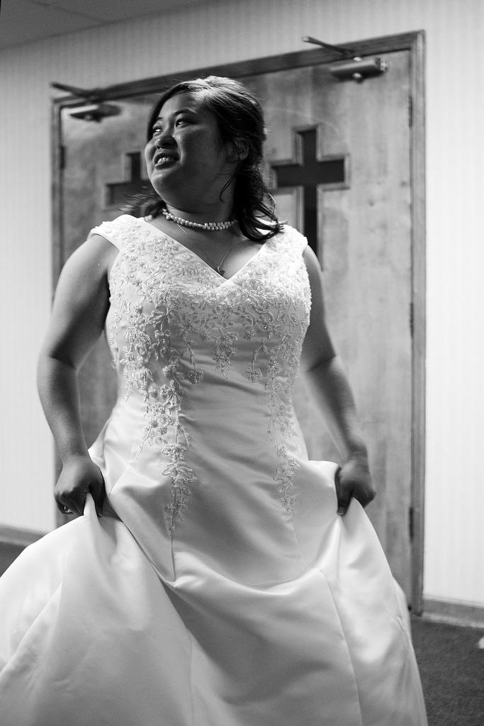 Die Braut heiraten