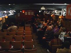 Theaterschiff: Dumme Gedanken an Bord