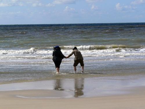 Urlaub am Meer - Sylt