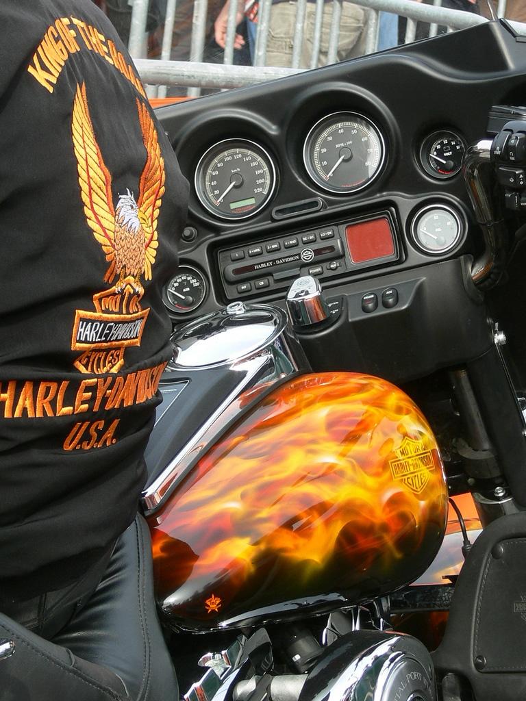 Harley Days in Hamburg 2010