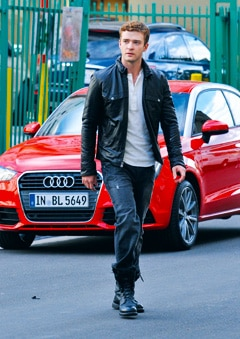 Audi Markenbotschafter Justin Timberlake