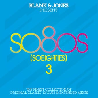 "BLANK & JONES present ""so eighties 3"" live im SATURN Hamburg"