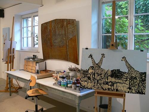 Laufende Ausstellung – Offene Ateliers im Schanzen- und Karoviertel in Hamburg