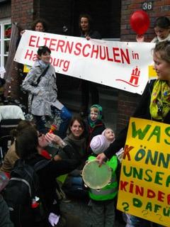 Elternschulen in Hamburg