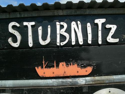 MS Stubnitz Hamburger Hafen