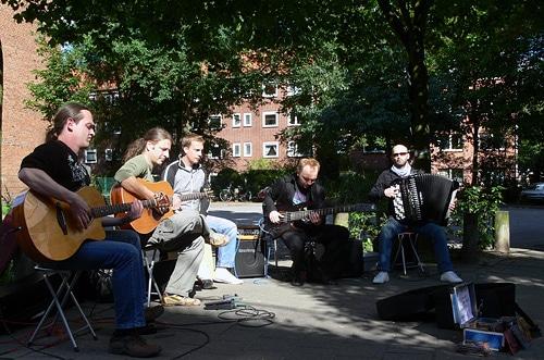 Feuriger Flamenco-Jazz aus Polen beim STAMP Festival 2010 in Hamburg