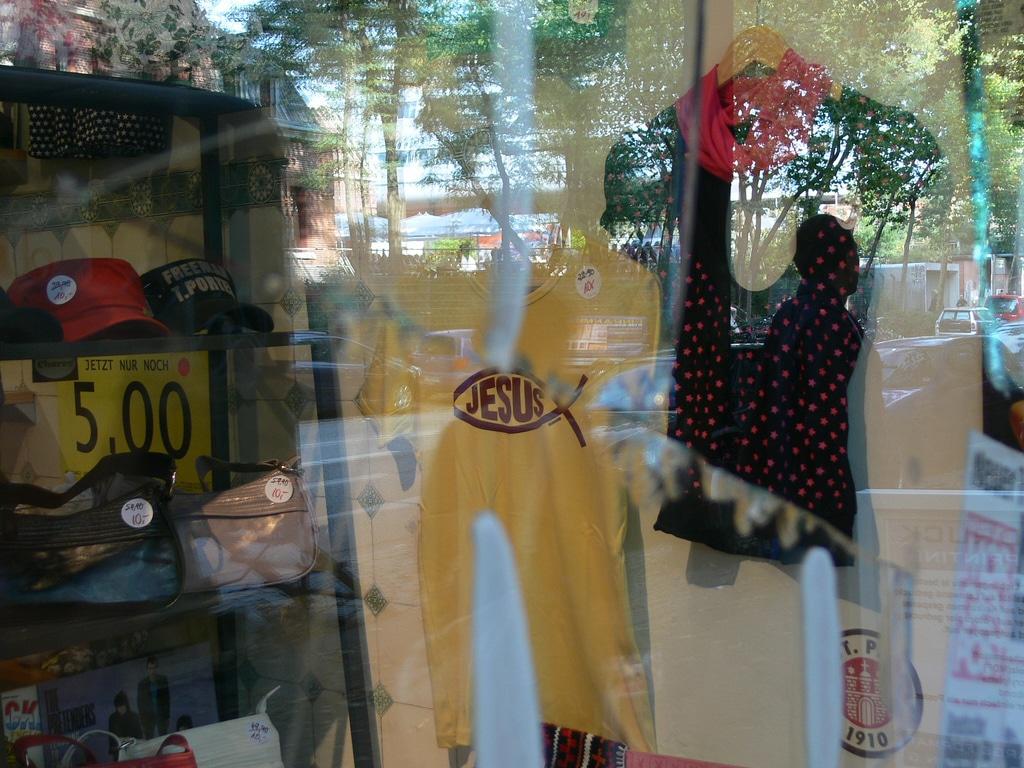 Höhepunkt der Jugendkultur - Shopping in der Schanze