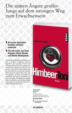 HimbeerToni - die späten Ängste großer Jungs