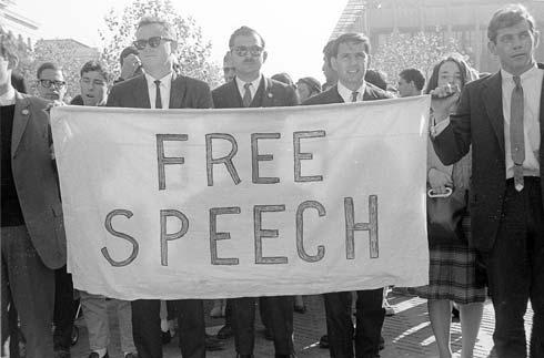 Free Speech 1964