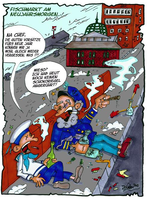 Proist Neujahr 2011 von Jens Natter