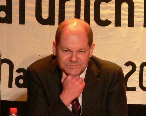 Olaf Scholz – Erster Bürgermeister in Hamburg