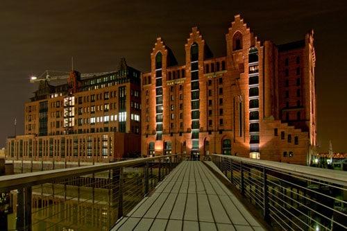Die Lange Nacht der Museen in Hamburg