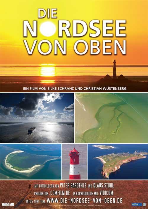Die Nordsee von oben – Kinofilm