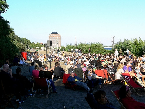Poets on the beach – Sonntag, 29. Juli 2012 um 18 Uhr an der Strandperle