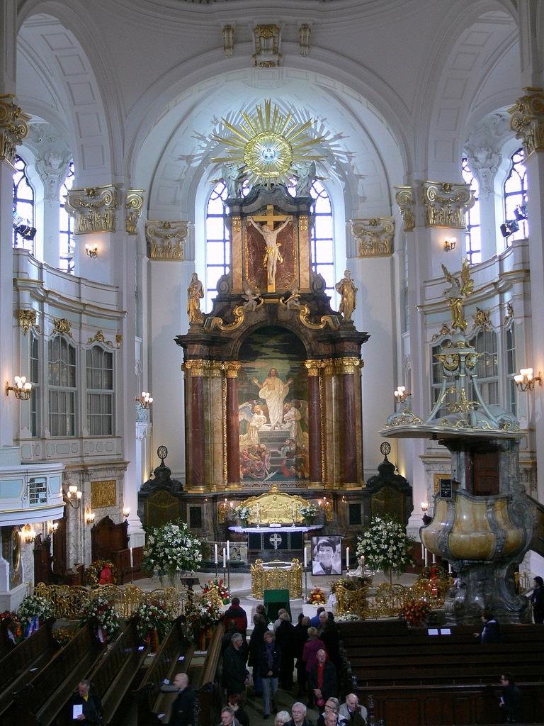 Der Michel - Hamburger Hauptkriche St. Michaelis