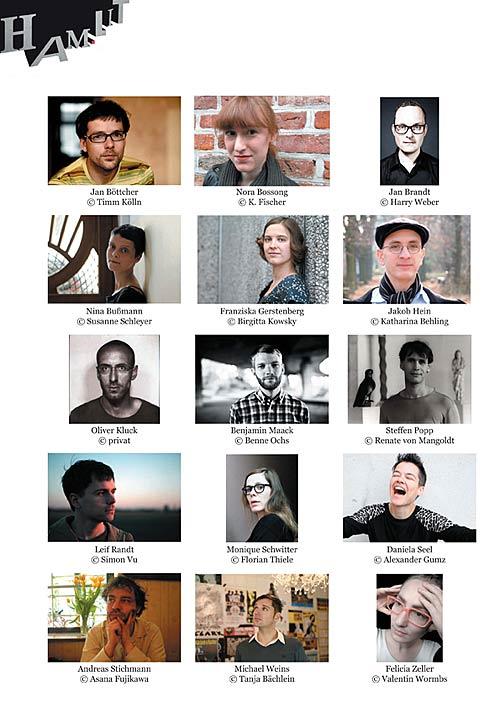 Lange Nacht junger deutschsprachiger Literatur und Musik in Hamburg
