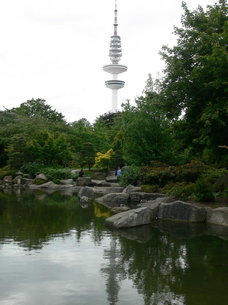Hamburg ist Deutschlands grüne Metropole
