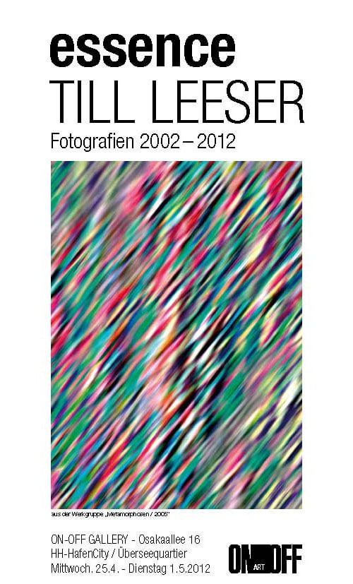Fotograf Till Leeser: Ausstellung im Überseequartier der HafenCity