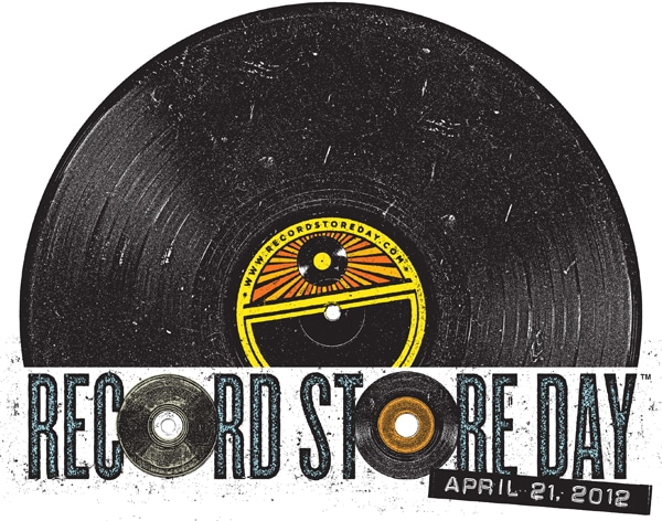 Record Store Day Hamburg 2012