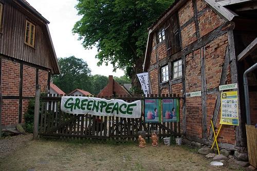 Greenpeace im Wendland