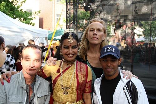 Ritu Mittal & Friends auf der altonale 2012