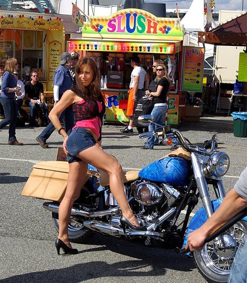 Knatteralarm: Harley Days Hamburg