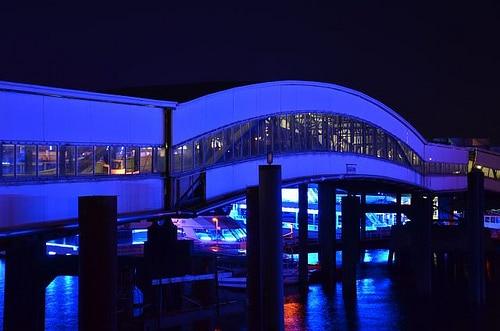 Blue Port 2014 mit vom Publikum gewählten Siegerfoto