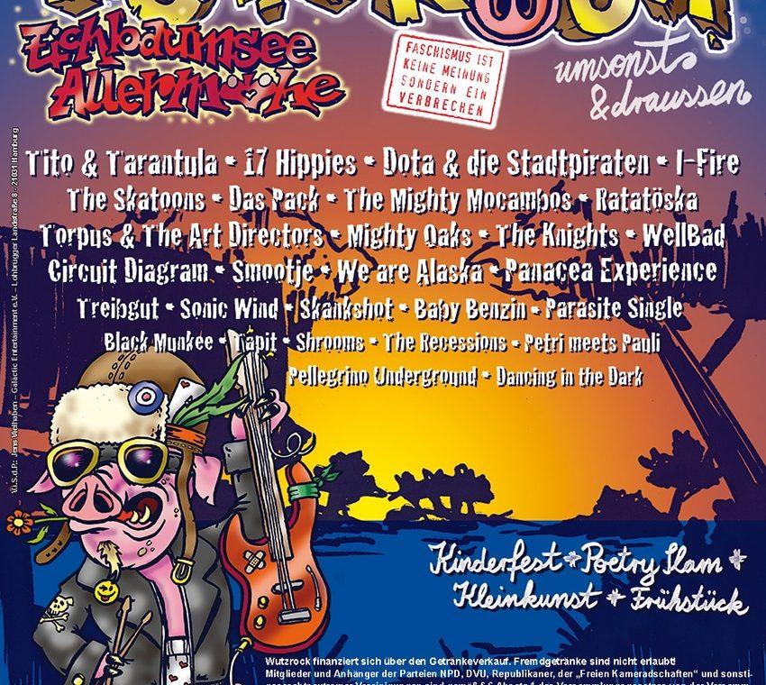 Wutzrock Festival 2012