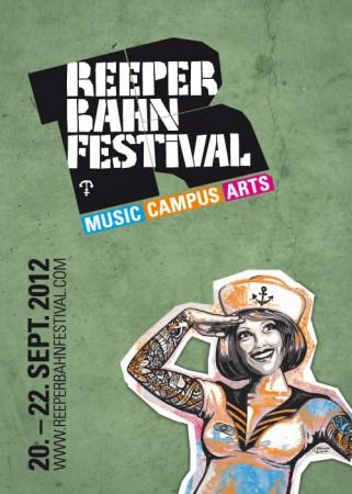 Reeperbahnfestival 2012