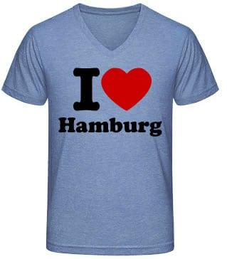 I Love Hamburg Shirt