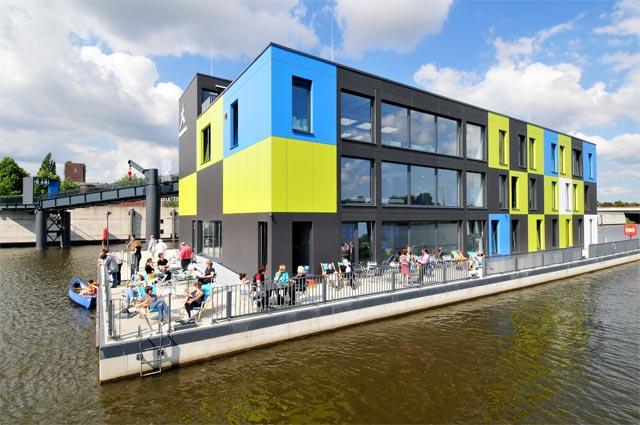 Eröffnungswochenende der IBA-Hamburg am 23. & 24. März 2013